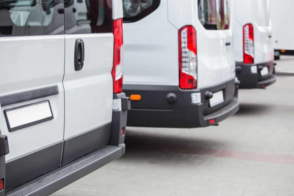 Minibuses para tranfers