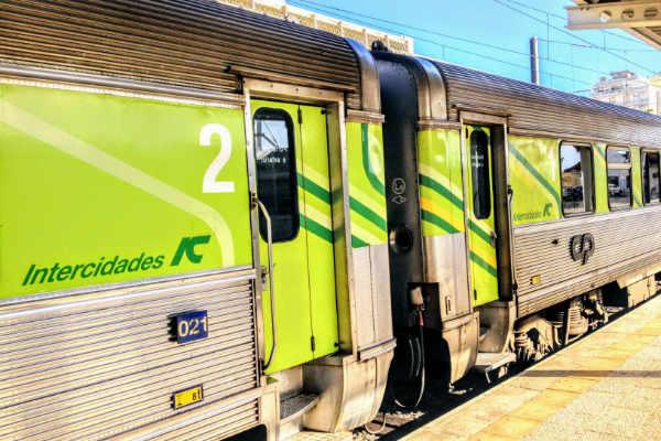 Comboio Intercidades - IC