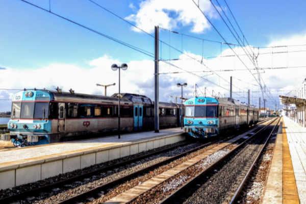 Comboio Regional - R